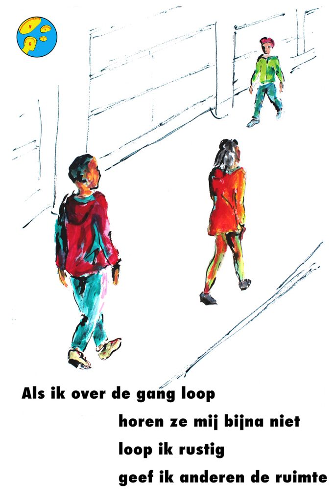PBS lopen in de gang def