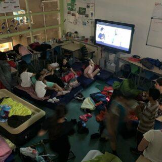 Terugblik naar vorig weekend: groep 8 kampin1dag!! De kinderen hadden zoveel plezier!! 🤩☀️🌴😴💃🏼🕺
